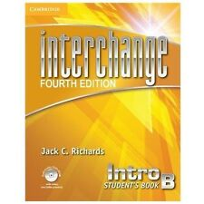 Interchange Intro Student's Book B With Self-Study Dvd-Rom And Online Workboo...