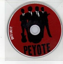 (DS553) Peyote, Quite Like It - 2013 DJ CD