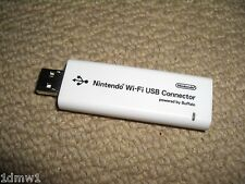 NINTENDO DS 3DS Wii U OFFICIAL WI-FI USB CONNECTOR Wireless Network WiFi Adapter