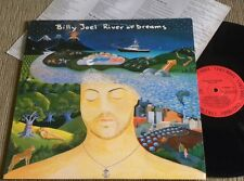 BILLY JOEL RIVER OF DREAMS LP SONY MUSIC PROMOTIONAL MADE IN BRAZIL 1993