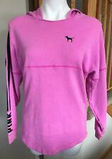 Victoria's Secret PINK Juniors XS Pink Hoodie Sweatshirt