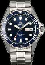 New Orient Blue RAY II Automatic Diver Watch Men AA02005D, FAA02005D