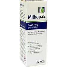 MILBOPAX Milbenspray Sprühlösung 100 ml PZN 4369570