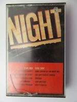 Night Self Titled (Cassette) 1979 Planet Records