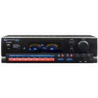 Technical Pro RXB503 stereo Receiver with 1500w Digital Spectrum Receiver