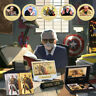 WR Marvel's Father Stan lee Gold Coin Banknote Poker Collection Gift In The Box