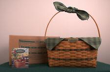 Longaberger 1995 Traditions Family Basket