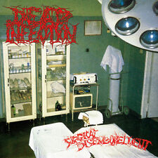 Dead infection-surgical disembowelment-CD package numérique-Death Métal Grindcore
