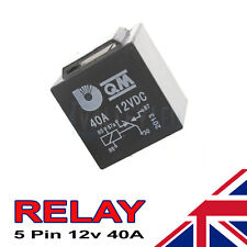 1 X 12V 40A CAR TRUCK VAN MOTORCYCLE BOAT 5 PIN RELAY SWITCH AUTOMOTIVE