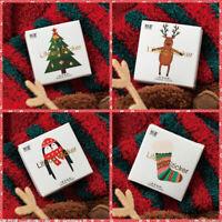 - und schreibwaren scrapbooking etikett santa claus weihnachten aufkleber