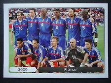 Panini 533 France Frankreich 2000 EM 2012 Poland - Ukraine