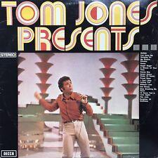 TOM JONES Presents … VINYL LP Original 1970 Unique AUSTRALIAN Issue
