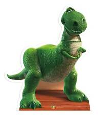 REX Toy Story Disney Pixar dinosaur LIFESIZE CARDBOARD CUTOUT STANDEE STANDUP