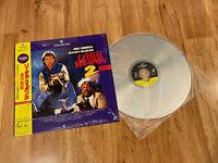 Lethal Weapon 2 JAPAN Ver LaserDisc LD
