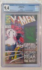 X-Men #25 (CGC 9.4) ERROR in Label