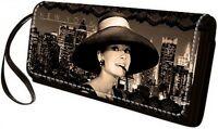 Portafoglio Donna Marrone Audrey Wallet Woman New York Brown 94029