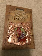 Disney Love is an Adventure Who Framed Roger Rabbit Jessica Le300 Mini-Jumbo Pin