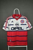 Bayern Munich Away shirt jersey 1998-2000 Sz Yoth XL