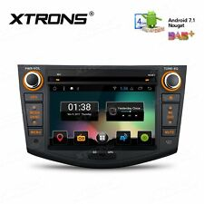 "Android 7.1 DVD Navigation 7"" Autoradio WiFi OBD2 DAB+ für Toyota RAV4 2006-2012"
