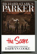 Parker The Score HC IDW 2012 NM Richard Stark Darwyn Cooke 1st Print New