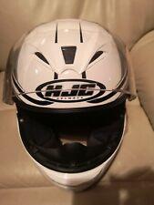 HJC FG-15 Full Face Motorcycle Helmet SMALL 54 V.G.C. ARAI