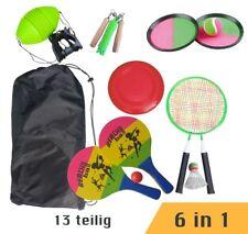 Best Sporting Beach Game Set Ballspielset Strandballset Spieltennis Schläger