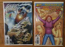 CAPTAIN MARVEL (4th Series Marvel) #30 31 * 2002  Set/Lot  NM- (9.2) MOVIE