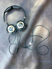 Skullcandy Lowrider Headphones Black And Gold With Mic