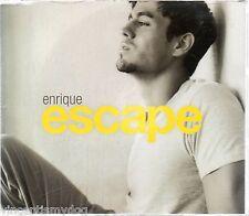 ENRIQUE IGLESIAS - ESCAPE (3 tracks + video CD single)