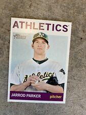 2013 Topps Heritage Jarrod Parker