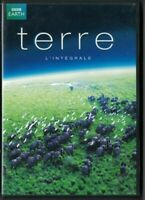 EDITION 4 DVD TERRE L'INTEGRALE BBC EARTH
