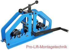 Rohrbiegemaschine Rohrbiegevorrichtung Rundrohrprofile Rohrbieger  UW60J 01941