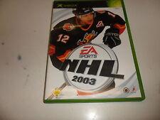 Xbox NHL 2003 (2)