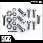 Carburetor Stainless Steel Screw Fasteners Kit 18pcs For Stromberg 97 81 48