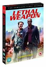 Lethal Weapon Season 1 (DVD/S) [2017] (DVD)