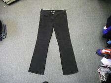 "Marks & Spencer Lana Slimboot Jeans Size 12 Leg 28"" Black Faded Ladies Jeans"