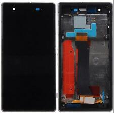 LCD Touch Screen Assembly Frame For T-Mobile Sony Xperia Z1S L39T C6916 C9616