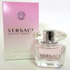 Versace Bright Crystal Women's Eau de Toilette EDT Mini .17 oz 5 ml New in Box