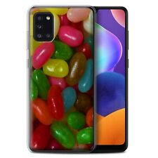 eSwish Gel/TPU Phone Case for Samsung Galaxy A31 2020 /Sweets & Candy