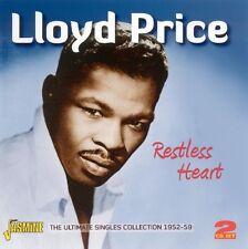 Lloyd Price - Ultimate Singles 1952-59 [New CD]