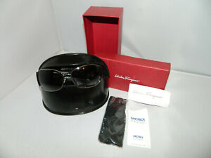 Salvatore Ferragamo sunglasses with box and case