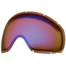 Oakley 02-119 Crowbar Replacement Snow Goggle Lens HI Persimmon Ski Snowboard