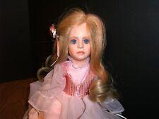 "9"" Cindy McClure Original Veronica Limited Artist Signed Porcelain Doll"