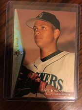 1995 SP Silver #188 Alex Rodriguez MARINERS-Yankees - NM-MT. Free Shipping