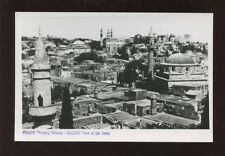 Greece RHODES View of the town c1940/50s? RP PPC