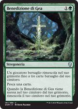 MTG 4x GAEA's BLESSING - BENEDIZIONE DI GEA - DOM - MAGIC