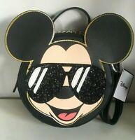 Disney Mickey Mouse Sonnenbrille Schultertasche Tasche Handtasche Bag Brille