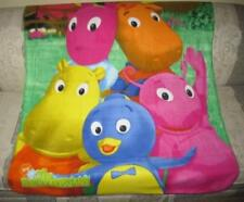 New The Backyardigans Fleece Throw Blanket Kids Gift NWT Pablo Tyrone Tasha NIP