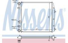 NISSENS Radiador, refrigeración del motor VOLKSWAGEN POLO SEAT IBIZA 652691