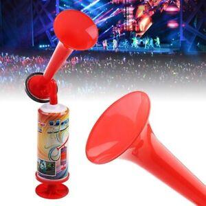 Air Pump Loud Horn Pump Loud Noise Maker for Parties Sports Events Horn Prank